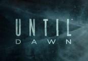Until Dawn NA PS4 CD Key