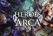 Heroes of Arca Steam CD Key