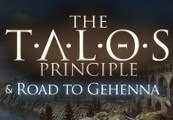 The Talos Principle + Road to Gehenna DLC Clé Steam