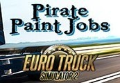 Euro Truck Simulator 2 - Pirate Paint Jobs Pack Steam Gift