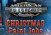 American Truck Simulator - Christmas Paint Jobs Pack Steam Gift