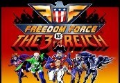 Freedom Force vs. The Third Reich Steam CD Key