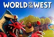 World to the West EU Clé PS4
