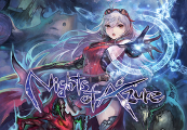 Nights of Azure 2: Bride of the New Moon Clé Steam