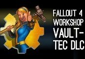 Fallout 4 Vault-Tec Workshop DLC Clé Steam