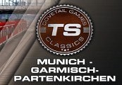 Train Simulator 2017: Munich - Garmisch-Partenkirchen Route DLC Steam CD Key