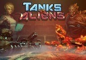 Tanks vs Aliens Steam CD Key