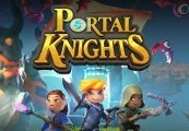 Portal Knights - Sapphire Throne Edition EU PS4 CD Key