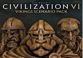 Sid Meier's Civilization VI - Vikings Scenario Pack MAC Steam CD Key
