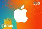 iTunes $50 AU Card