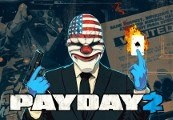 PAYDAY 2 - Mask of the Moon and Borsuk Masks DLC Steam CD Key