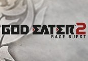 GOD EATER 2 Rage Burst Steam Gift