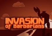 Invasion of Barbarians Steam CD Key