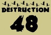 Destruction 48 Steam CD Key