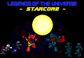 Legends of the Universe: StarCore Steam CD Key