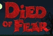 Died Of Fear Steam CD Key