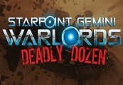 Starpoint Gemini Warlords - Deadly Dozen DLC Steam CD Key