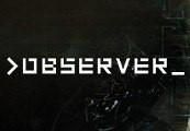 >observer_ EU Steam CD Key