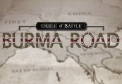 Order of Battle: Burma Road DLC Steam CD Key