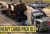 American Truck Simulator - Heavy Cargo Pack DLC Steam CD Key