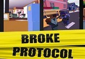 BROKE PROTOCOL: Online City RPG Steam CD Key