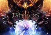 Dungeons 3 EU PS4 CD Key