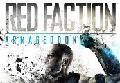 Red Faction: Armageddon + Commando & Recon Edition Clé Steam