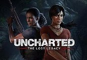 Uncharted: The Lost Legacy EU PS4 CD Key