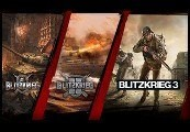 Blitzkrieg Complete Pack Steam CD Key