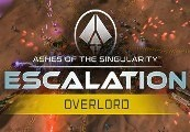 Ashes of the Singularity: Escalation - Overlord Scenario Pack DLC Clé Steam
