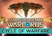 Starpoint Gemini Warlords - Cycle of Warfare DLC Steam CD Key