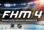 Franchise Hockey Manager 4 Steam CD Key