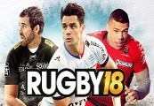 RUGBY 18 XBOX One CD Key