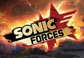 Sonic Forces EU Clé Steam
