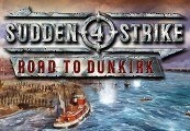 Sudden Strike 4 - Road to Dunkirk DLC Steam CD Key