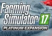Farming Simulator 17 - Platinum Expansion DLC Steam CD Key