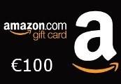 Amazon €100 Gift Card FR