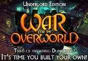 War for the Overworld Underlord Edition EN Language Only Steam CD Key