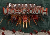 Empires of the Undergrowth Steam CD Key