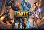 SMITE - Legend of the Foxes Senpai Bundle CD Key