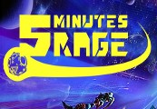 5 Minutes Rage Steam CD Key