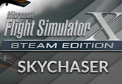 Microsoft Flight Simulator X: Steam Edition - Skychaser DLC Steam CD Key