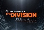Tom Clancy's The Division - Underground DLC Clé XBOX One