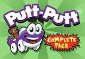 Putt-Putt Complete Pack Steam CD Key