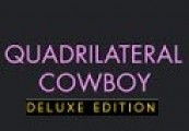 Quadrilateral Cowboy Deluxe Edition Steam CD Key