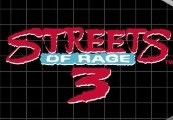 Streets of Rage 3 Steam CD Key