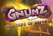 Gnumz: Masters of Defense Steam CD Key