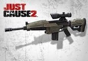 Just Cause 2 - Bull's Eye Assault Rifle DLC Steam Gift