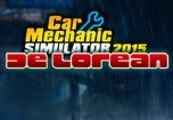 Car Mechanic Simulator 2015 - DeLorean DLC Steam CD Key