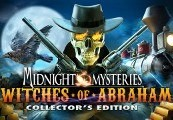 Midnight Mysteries: Witches of Abraham - Collector's Edition Steam CD Key